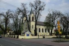 Borzęcin kościół