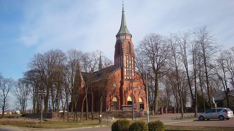 Jakubów_kościół